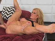 Milf Amanda Verhooks Reverse Cowgirl Sixty Nine