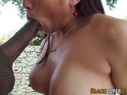 Asian ass fucked by bbc