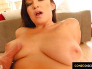 Lola with nice big tits getting fucked hardcore