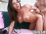 Big tits sexy girl Candi Cox