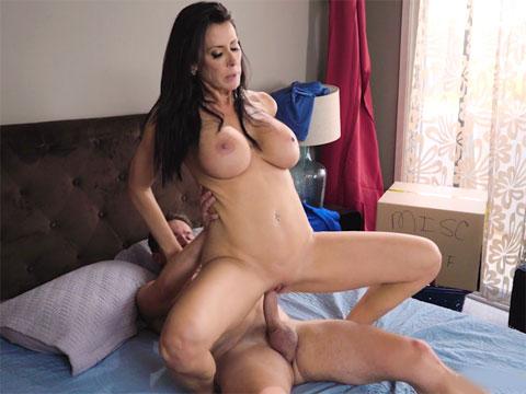 Stepmom stepson porn