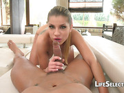Hot Russian cutie Angel Rivas loves anal