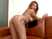 Sweet chick Alexandra intensely fucked