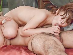 Yura Kurokawa, Asian porn scenes in hardcore manners