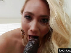 Big Black Cocked Interracial Anal Destruction Sellection AJ Applegate, Kat Dior, Eden Sin, Maddy O'Reilly