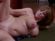 Big ass cougar Darla Crane gets screwed hard by Tyler Nixon