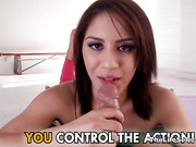 Pov Nice and Cute Babes Are Showing Their Bodies, Suck and Fuck