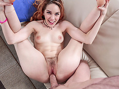 Horny rich sexy bangs sexy niece Amarna Miller