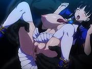 Hentai girl monsterfucked