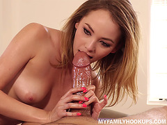 Angel Smalls gets a massage and then gets fucked
