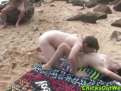 Real horny slut licked