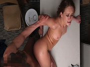 Daisy Stones pussy romped balls deep by the LP Officer