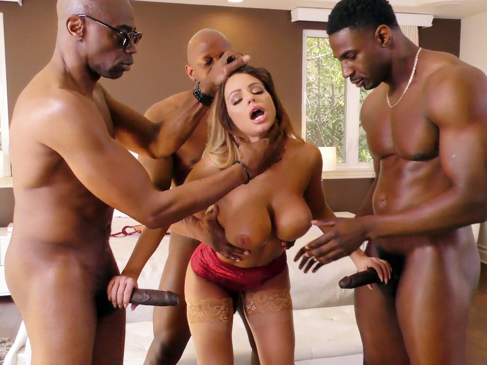 Brooklyn Chase Gangbang